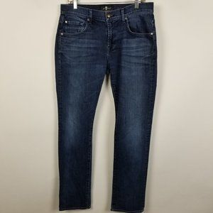 7 For All Mankind Foolproof The Straight 31x32